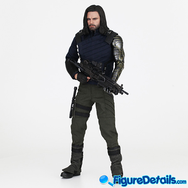 Hot Toys Winter Soldier Bucky Barnes mms509 Review - Avengers Infinity War - mms509 5