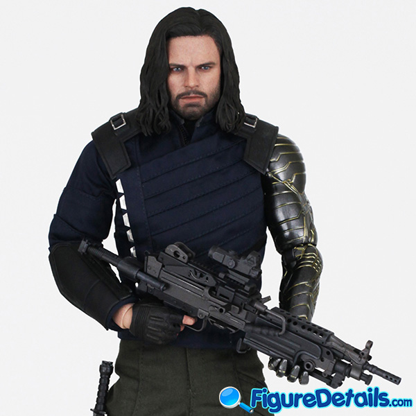 Hot Toys Winter Soldier Bucky Barnes mms509 Review - Avengers Infinity War - mms509 6