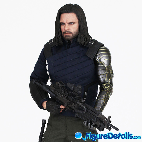 Hot Toys Winter Soldier Bucky Barnes mms509 Review - Avengers Infinity War - mms509 7