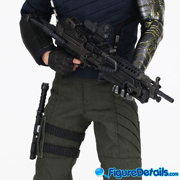 Hot Toys Winter Soldier Bucky Barnes mms509 Review - Avengers Infinity War - mms509 9