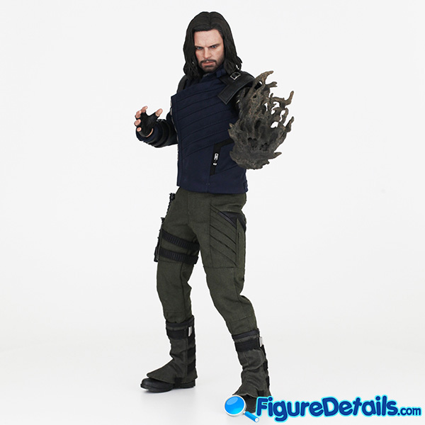 Hot Toys Winter Soldier Bucky Barnes with Dust Arm mms509 Review - Avengers Infinity War - mms509 2