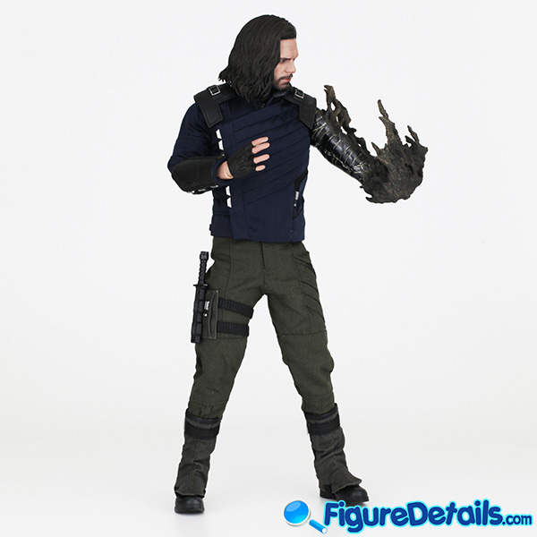 Hot Toys Winter Soldier Bucky Barnes with Dust Arm mms509 Review - Avengers Infinity War - mms509 5
