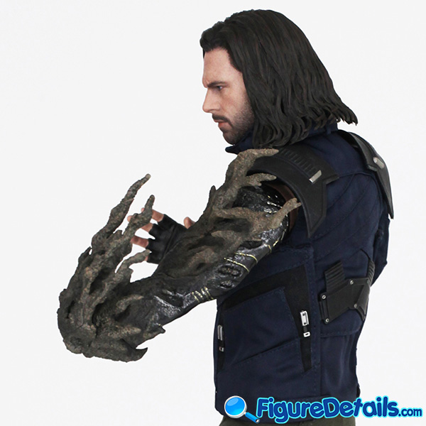 Hot Toys Winter Soldier Bucky Barnes with Dust Arm mms509 Review - Avengers Infinity War - mms509 7