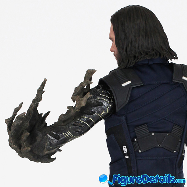 Hot Toys Winter Soldier Bucky Barnes with Dust Arm mms509 Review - Avengers Infinity War - mms509 8
