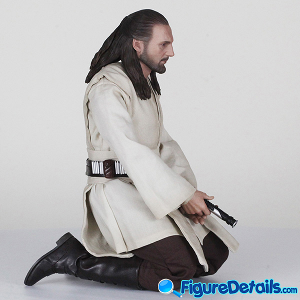 Hot Toys Qui-Gon Jinn Rest Position Review 4