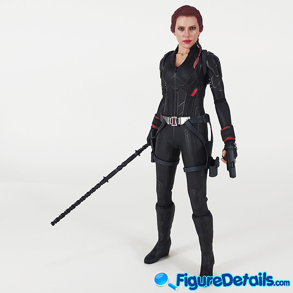Hot Toys Black Widow Avengers Endgame mms533 Review 5