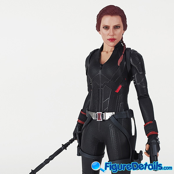 Hot Toys Black Widow Avengers Endgame mms533 Review 6