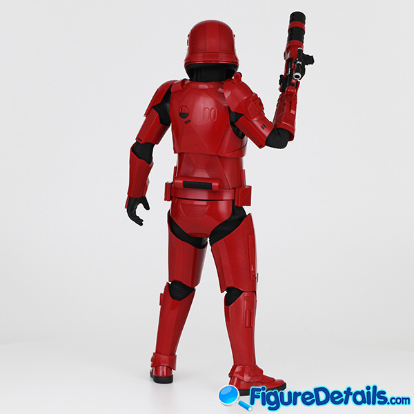 Hot Toys Sith Trooper Review - Star Wars: The Rise of Skywalker - mms544 4