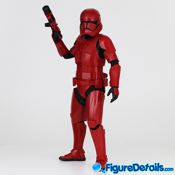Hot Toys Sith Trooper Review - Star Wars: The Rise of Skywalker - mms544 5