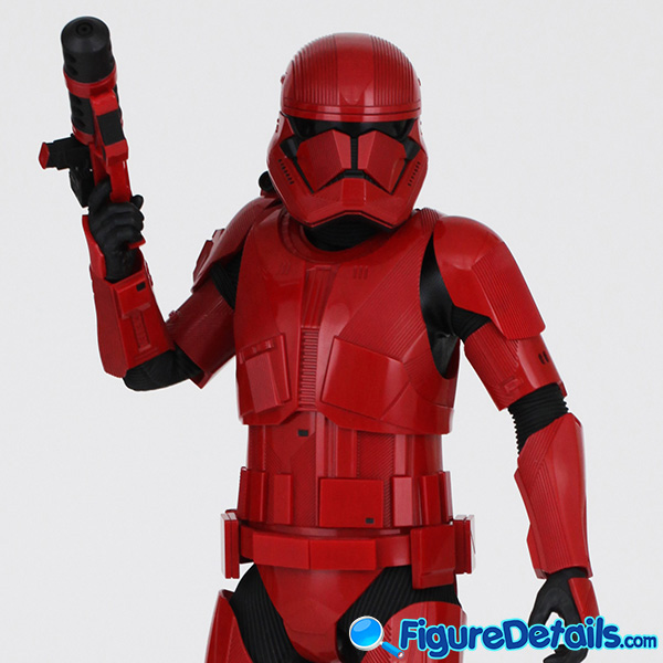 Hot Toys Sith Trooper Review - Star Wars: The Rise of Skywalker - mms544 6