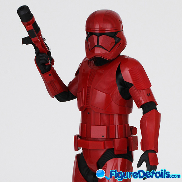 Hot Toys Sith Trooper Review - Star Wars: The Rise of Skywalker - mms544 8