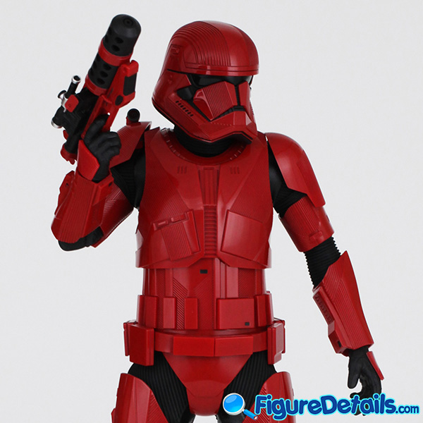 Hot Toys Sith Trooper Review - Star Wars: The Rise of Skywalker - mms544 9