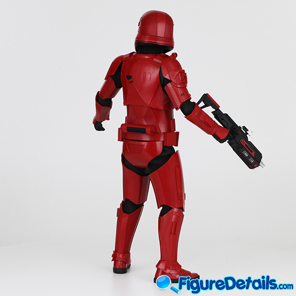 Hot Toys Sith Trooper new Helmet and armor Review - Star Wars: The Rise of Skywalker - mms544 5