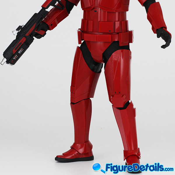 Hot Toys Sith Trooper new Helmet and armor Review - Star Wars: The Rise of Skywalker - mms544 7