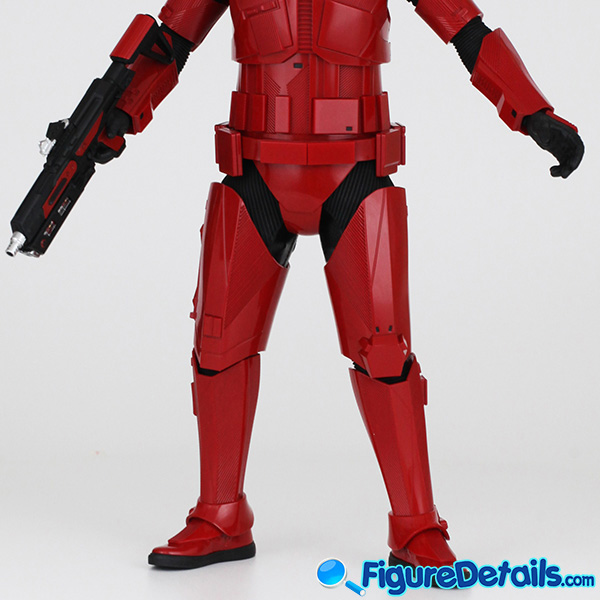 Hot Toys Sith Trooper new Helmet and armor Review - Star Wars: The Rise of Skywalker - mms544 9