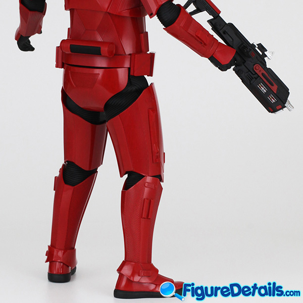 Hot Toys Sith Trooper new Helmet and armor Review - Star Wars: The Rise of Skywalker - mms544 11