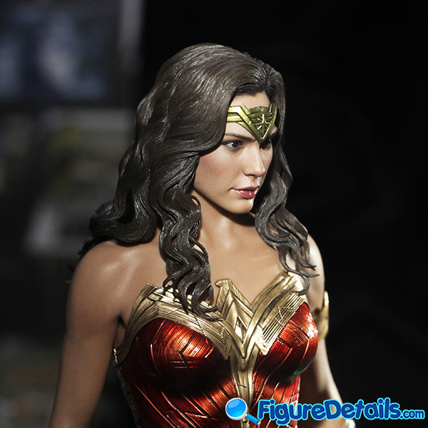 Hot Toys Wonder Woman 1984 Prototype Head Sculpt Preview - mms584 2