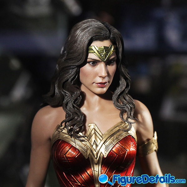 Hot Toys Wonder Woman 1984 Prototype Head Sculpt Preview - mms584 3