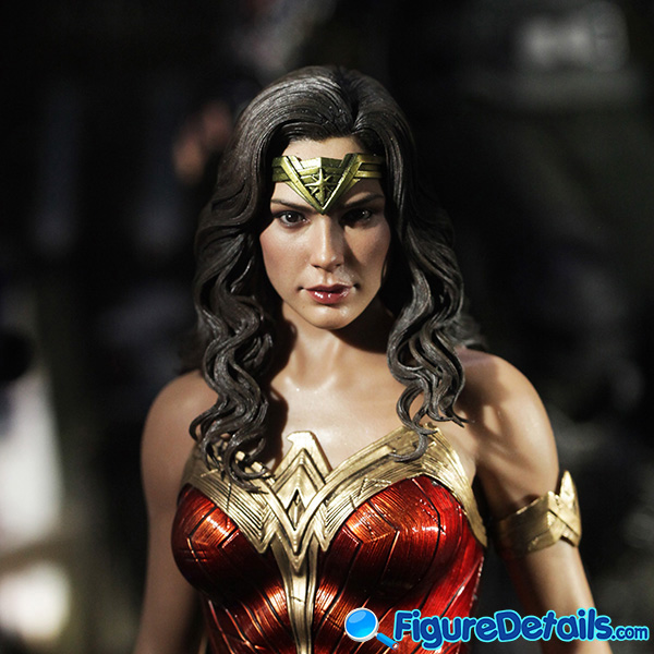 Hot Toys Wonder Woman 1984 Prototype Head Sculpt Preview - mms584 4