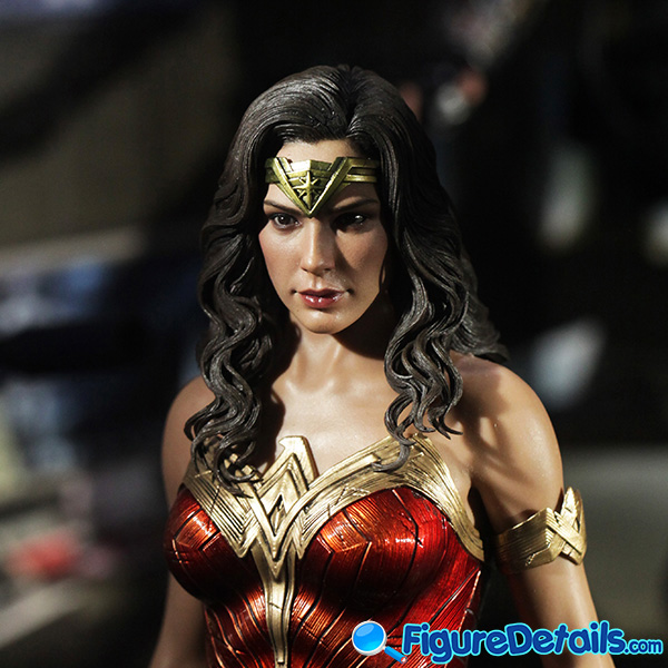 Hot Toys Wonder Woman 1984 Prototype Head Sculpt Preview - mms584 5