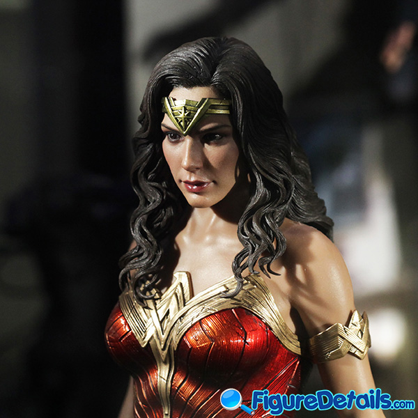 Hot Toys Wonder Woman 1984 Prototype Head Sculpt Preview - mms584 6