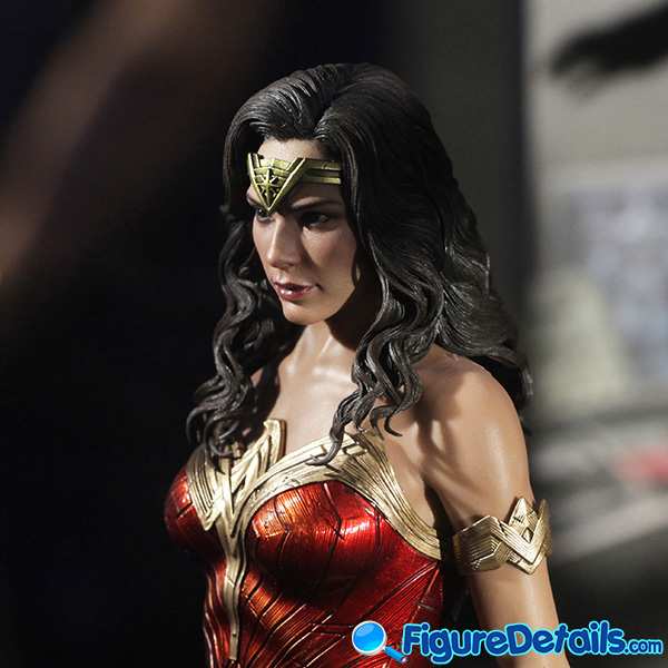 Hot Toys Wonder Woman 1984 Prototype Head Sculpt Preview - mms584 7
