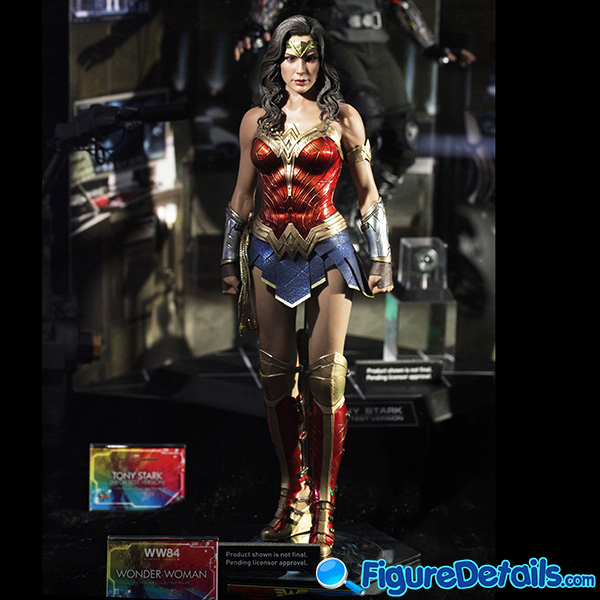 Hot Toys Wonder Woman 1984 Prototype Preview - mms584 6
