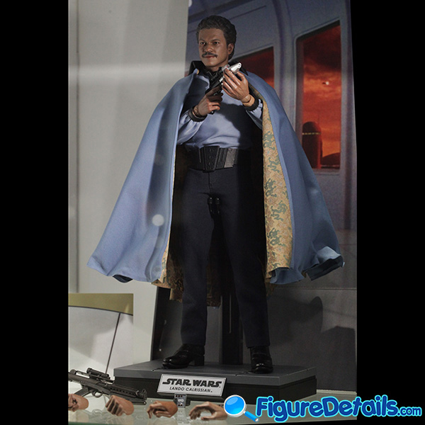Hot Toys Lando Calrissian Prototype Preview - Star Wars: Episode V - mms588