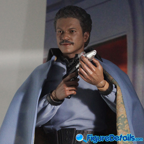 Hot Toys Lando Calrissian Prototype Preview - Star Wars: Episode V - mms588 2