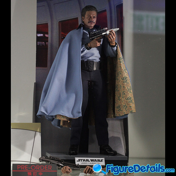 Hot Toys Lando Calrissian Prototype Preview - Star Wars: Episode V - mms588 4