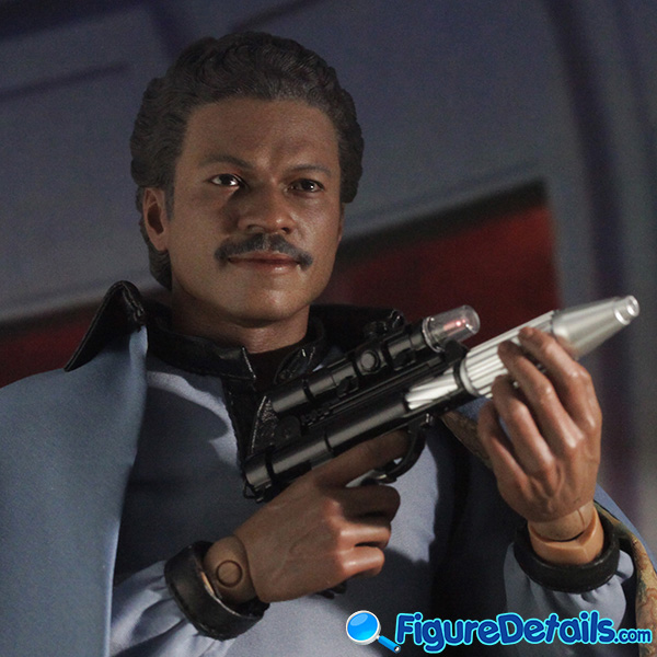 Hot Toys Lando Calrissian Prototype Preview - Star Wars: Episode V - mms588 5