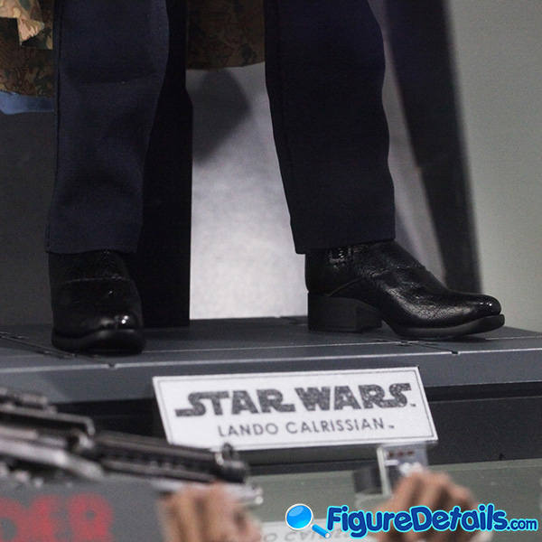 Hot Toys Lando Calrissian Prototype Preview - Star Wars: Episode V - mms588 7