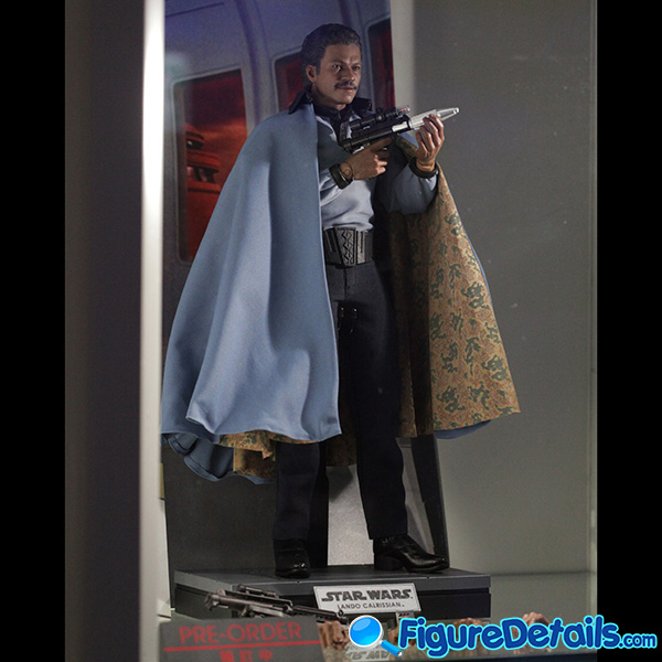 Hot Toys Lando Calrissian Prototype Preview - Star Wars: Episode V - mms588 8