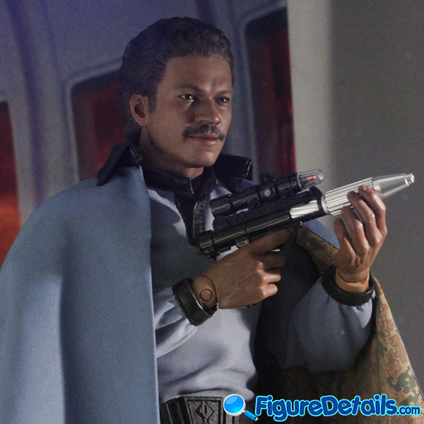 Hot Toys Lando Calrissian Prototype Preview - Star Wars: Episode V - mms588 9