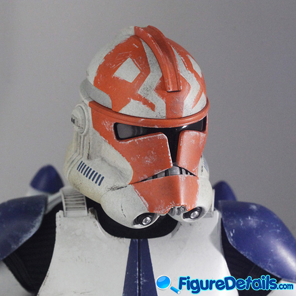 Hot Toys 501st Battalion Clone Trooper Prototype Helmet and Accessories - tms022 tms023 5