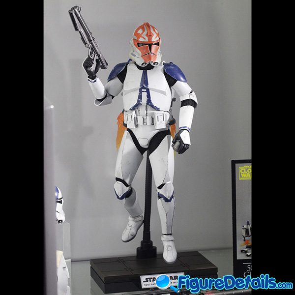 Hot Toys 501st Battalion Clone Trooper Prototype Preview - tms022 tms023 2