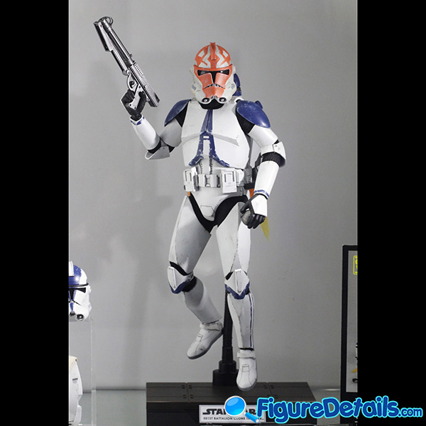 Hot Toys 501st Battalion Clone Trooper Prototype Preview - tms022 tms023 7