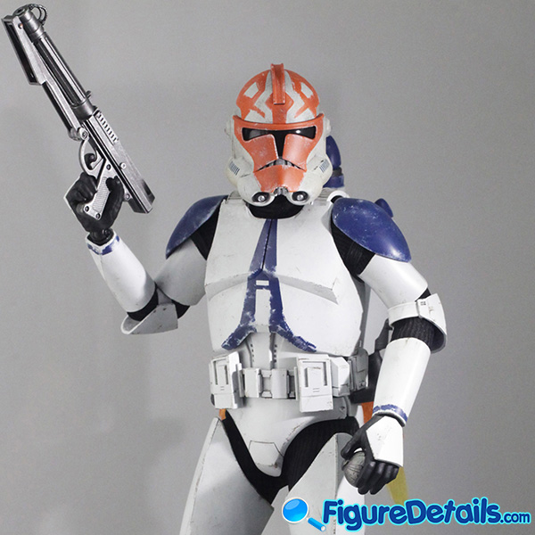 Hot Toys 501st Battalion Clone Trooper Prototype Preview - tms022 tms023 8