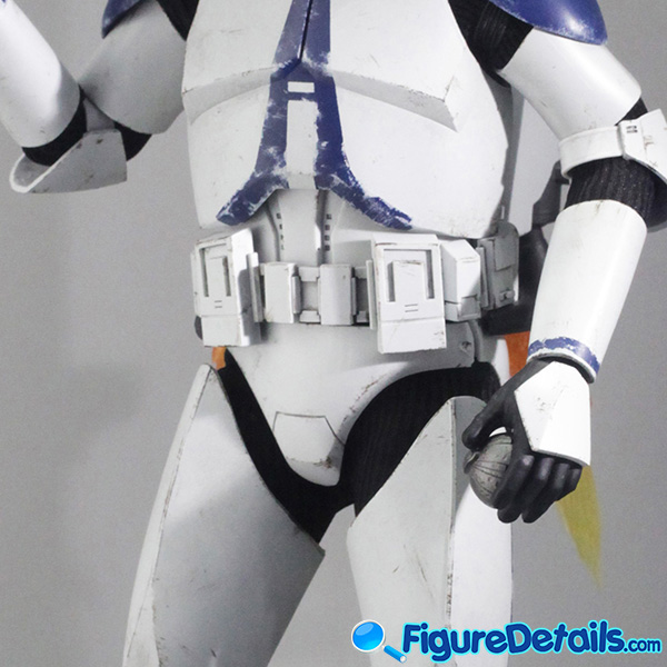 Hot Toys 501st Battalion Clone Trooper Prototype Preview - tms022 tms023 1