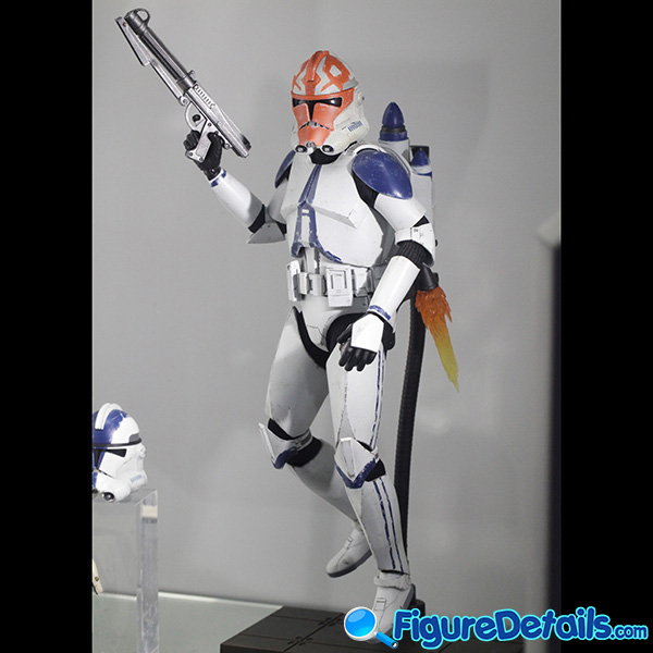 Hot Toys 501st Battalion Clone Trooper Prototype Preview - tms022 tms023 3