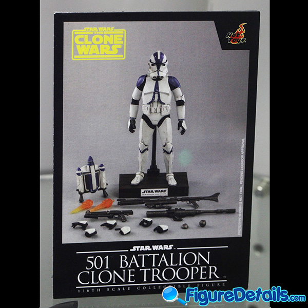 Hot Toys 501st Battalion Clone Trooper Prototype Preview - tms022 tms023 9