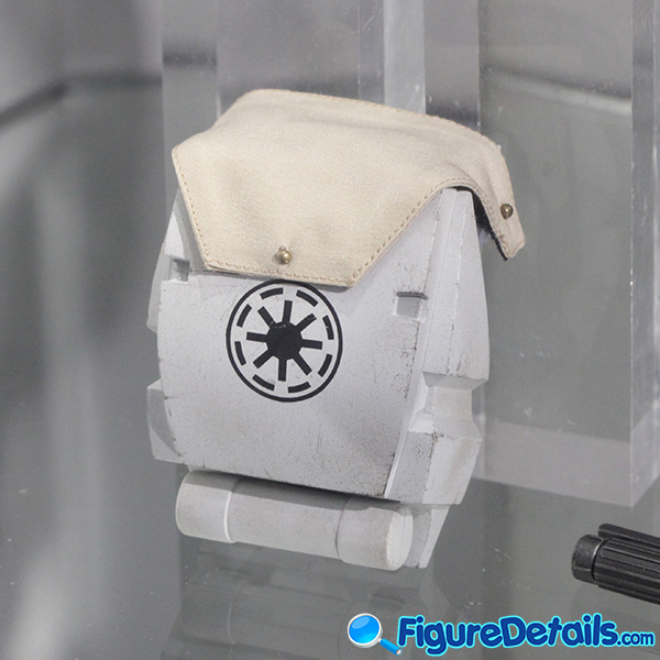 Hot Toys 501st Battalion Clone Trooper Prototype Helmet and Accessories - tms022 tms023 8