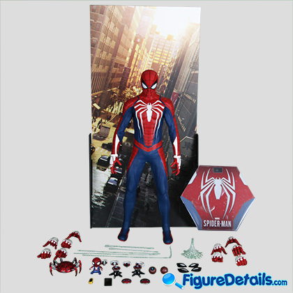 Hot Toys Spider Man Advanced Suit VGM31 2