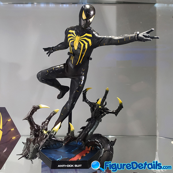 Hot Toys Spiderman Anti Ock Suit Prototype Preview - vgm45