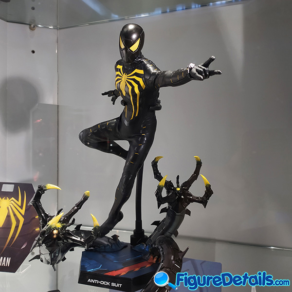 Hot Toys Spiderman Anti Ock Suit Prototype Preview - vgm45 3