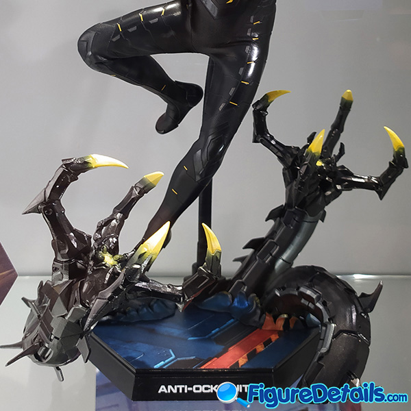 Hot Toys Spiderman Anti Ock Suit Prototype Preview - vgm45 4