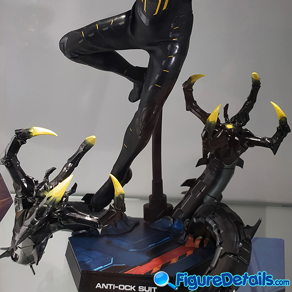 Hot Toys Spiderman Anti Ock Suit Prototype Preview - vgm45 5
