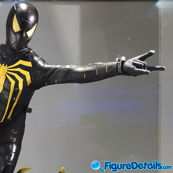 Hot Toys Spiderman Anti Ock Suit Prototype Preview - vgm45 7