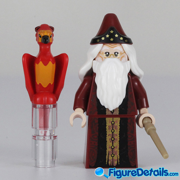 Lego Albus Dumbledore Minifigure Review - Lego Collectible Minifigures Harry Potter Series 2 2