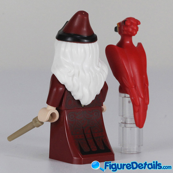 Lego Albus Dumbledore Minifigure Review - Lego Collectible Minifigures Harry Potter Series 2 4